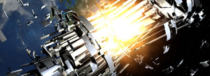 Space Junk and the Law