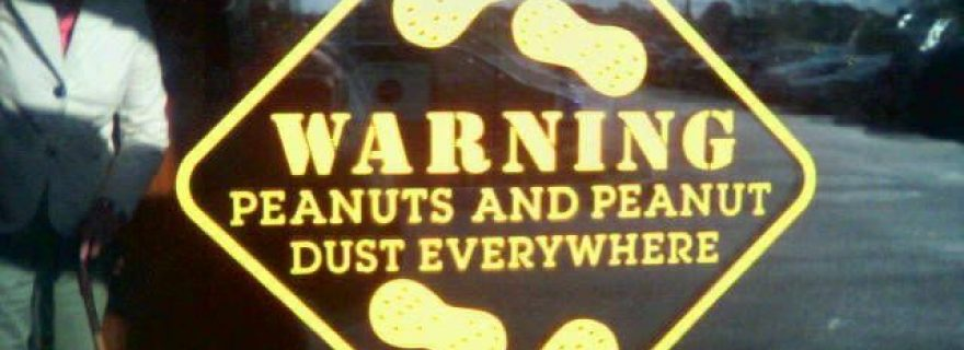 Peanut-free on board: Is there any legal duty?