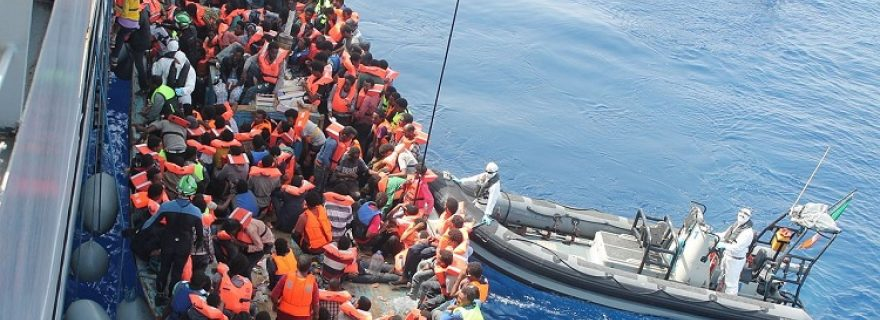 Latest SHADE MED forum seeks to build bridges among actors in Mediterranean 'Refugee Crisis'