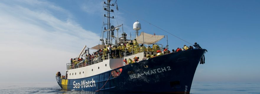 Disembarking the opposition to a relocation scheme for the Mediterranean