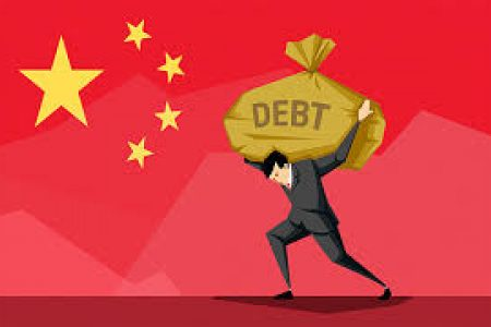 A solution to a problem or a problem to a solution: The extraordinary Chinese debt problem