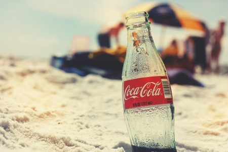 Coca-Cola and its plastic bottle