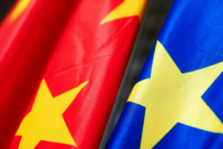 Bilateral Investment between EU and China is Top Priority