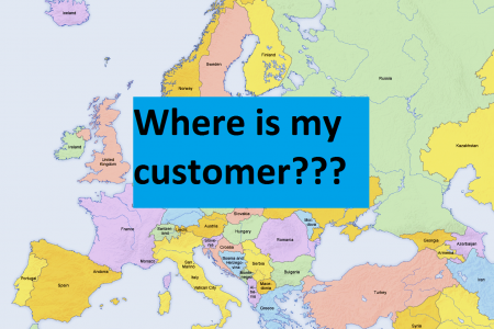 Catch me if you can: how to identify the customer's location under the new EU VAT rules