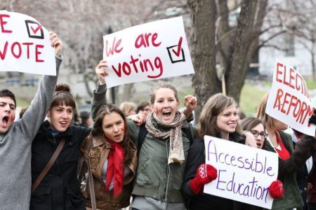 The Future of Adolescents' Right to Vote and Political Participation