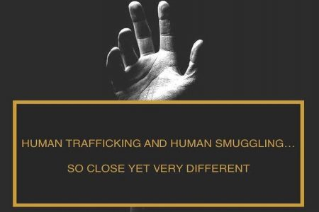Human Trafficking and Human Smuggling. What's the Difference?