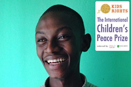 Abraham Keita: 'I want to be a light for children in the darkness'