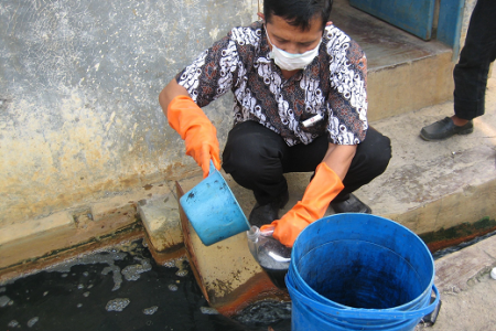 Indonesia's escape from environmental responsibility
