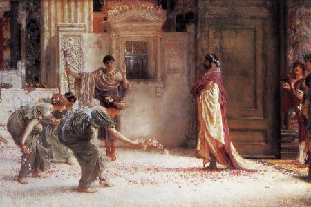 Law Making at the Roman imperial Court