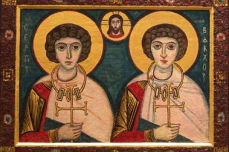 Sergius and Bacchus: religion and same-sex relations