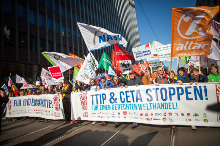 CETA versus European status quo - Part I: Barriers to regulation