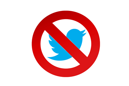 Removing Twitter accounts: censorship or obeying the law?