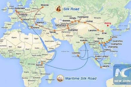 """Reflections on the Chinese """"Belt and Road"""" Initiative"""