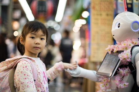 Growing up with AI