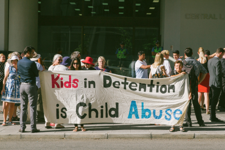 Australia's Offshore Processing of Refugees and Asylum Seekers: A National Shame