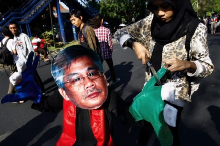 Is the Indonesian Constitutional Court corrupt?