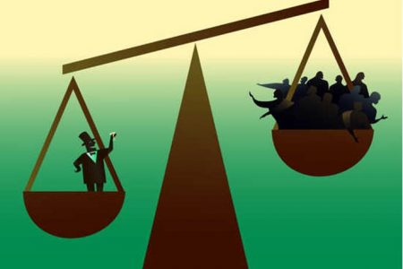 Do rising shares in top incomes affect income inequality as a whole?