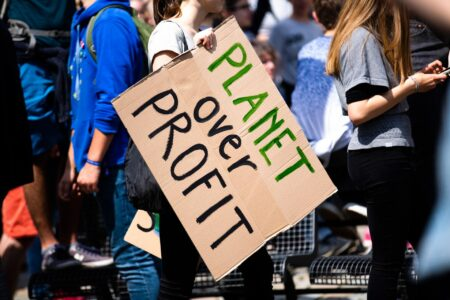 The youth climate movement and the resuscitation of climate science