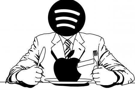 Spotify's allegations – genuine anti-competitive concerns or a devious bite of the Apple?
