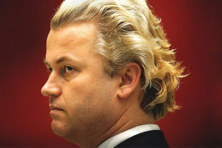 Whatever Wilders cares for