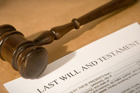 Fairly denying a last will